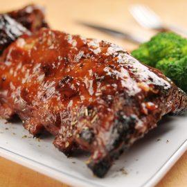 【大福嚴選】炭烤豬肋排 800G±10%/包