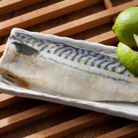 【大福嚴選】挪威薄鹽鯖魚大片 180G±10%/片