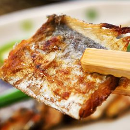 【大福嚴選】白帶魚切片8CM/片(半肚)